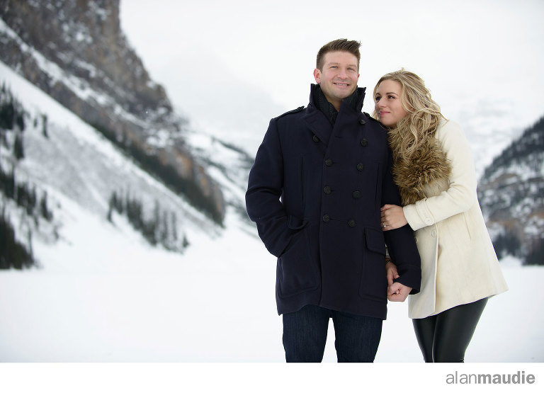 Lake Louise Wedding Photographer