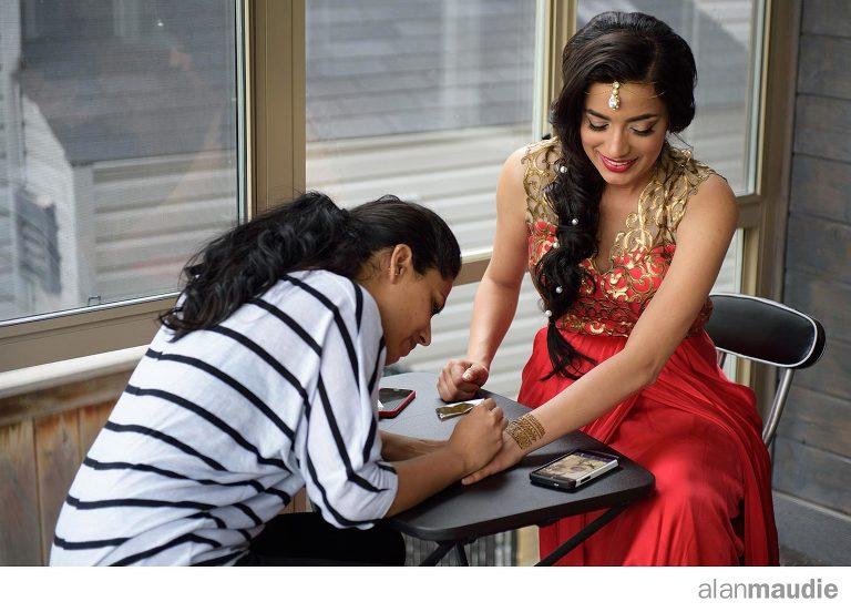 Banff Indian Wedding Photographer