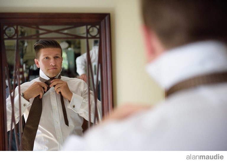 Groom Details - Calgary Wedding Photographer