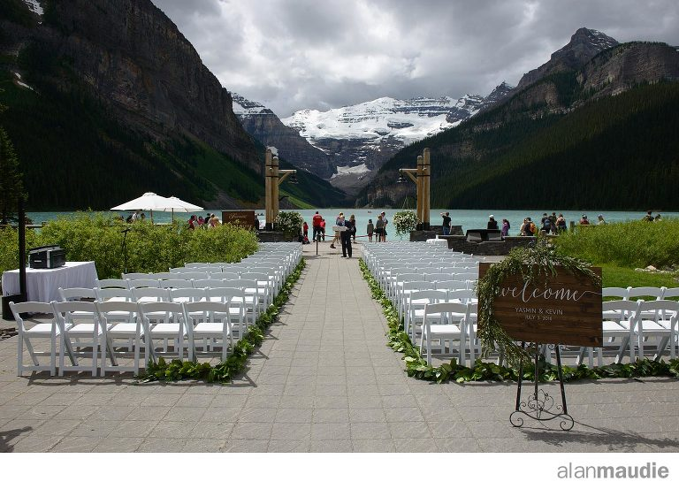 Wedding Photographers Lake Louise