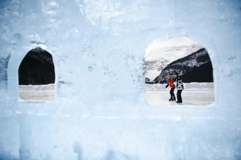 Lake Louise Engagement